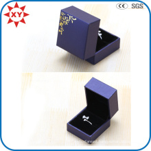 Custom Luxury Printing Logo Wedding Ring Box