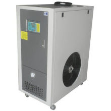 Semi-enclosed Compressor Water Cooled Chiller For Plastic Injection Molding