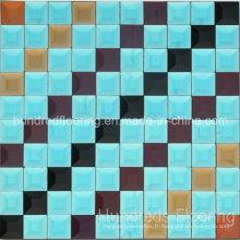 Carrelage en mosaïque à miroir de diamant (HD054)