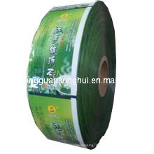 Film de petit pain en plastique adapté aux besoins du client d'emballage de thé / film stratifié d'emballage de thé