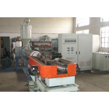 FT single wall corrugated pipe extrusion line pvc pipe extruding line