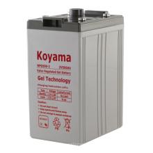 2V 500ah Gel UPS Battery