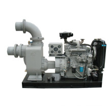 Agriculture Irrigation Diesel Water Pump with Self-Priming and Movable Feature