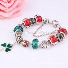 Internationale Express-Erdbeere billig Großhandel Rosenkranz Freundschaft Armbänder zum Verkauf