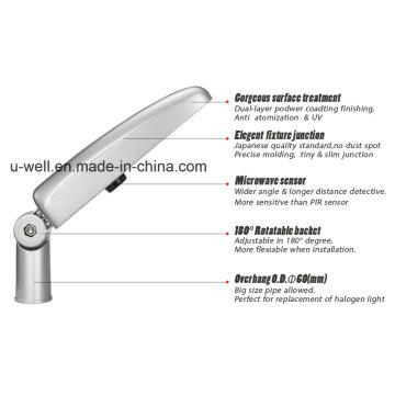 New Design All in One Solar LED Street Light From 15-50W for Outdoor Lighting