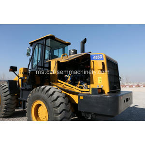 SEM655D Wheel Loader Weichai Engine for Sale