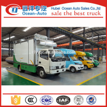 2016 Hot sales new Dongfeng street mobile food truck for sale