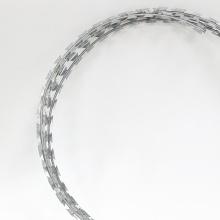 2.5mm Hot Dipped Galvanized Razor Wire Mesh