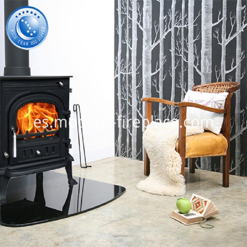 12KW High Efficiency Fireplaces Wood Burning