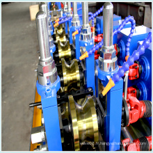 soudés en acier tube formant la machine/acier tube machine à souder