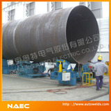 Pressure Vessel Construction Machine