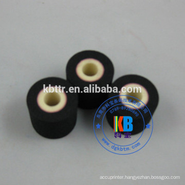 Solid hot ink roller for hot stamping machine