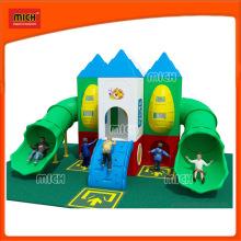 Newest Colorful Plastic Indoor Playground