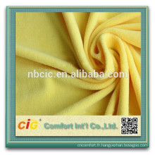 Gros tissu imprimé de tissu d'ouatine polaire Micro polaire personnalisé