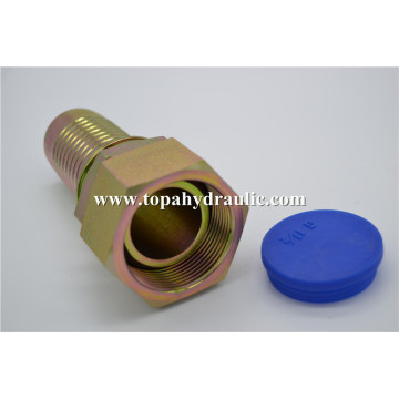 flexible standard plastic marine push on hose fittings