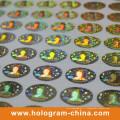 Étiquette d'hologramme laser 3D anti-faux 3D