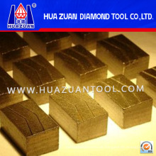 High Efficient V Form 12 '' Granit / Marmor Segment