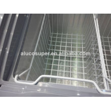 Freezer and Refrigerator Application Embossed Color Coated Aluminium Sheet