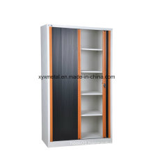 Plastic Rolling Door Cabinet for Office Storage Metal Cabinet