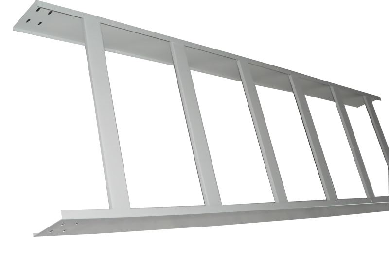 Ladder tray systems
