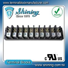 ТГП-050-10А панели установлен 50А 10 Полюс вкладке подключения Клеммный блок