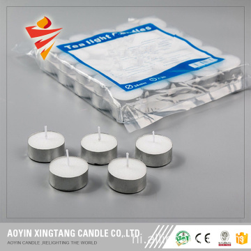 23g 8 घंटे Tealight Candle Hot Sale