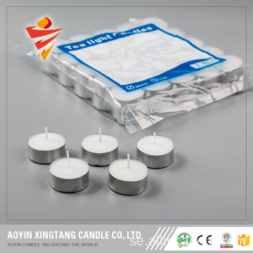 23g 8 timmar Tealight Candle Hot Sale