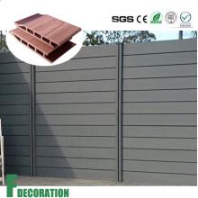 El panel de pared compuesto plástico de madera de WPC para la decoración de la pared