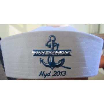 OEM design seaman party travel cap hat