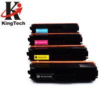 King Tech Supplier Set of 4 Compatible TN-315/ 325/ 345/ 375/ 395 BK/ C/M/Y Color  Toner Cartridge for Brother Copier