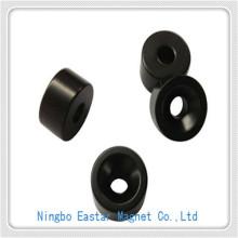 Высокое качество неодимовый магнит Кубок с никелевым покрытием