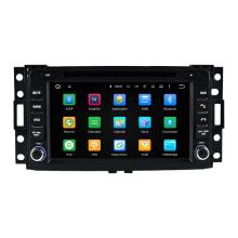 Lecteur DVD de voiture GPS pour Hummer H3 / Buick / Chevrolet avec Bluetooth et Radio