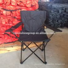 Cheap Foldable Deck Chair With Armrest