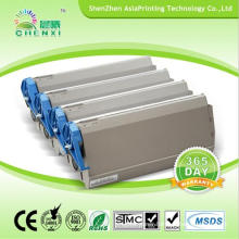 Laser Printer Color Toner Cartridge for Oki C7300