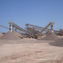 200tph Fixed Limestone Crushing Plant Stone Production Line