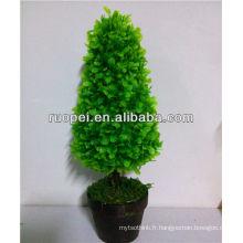 fournisseur de porcelaine artificielle grand bonsaï extérieur