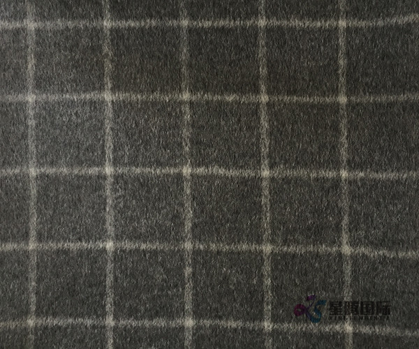 Wool Fabric Plaid
