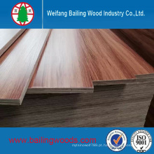 China marca famosa madeira compensada comercial na venda quente
