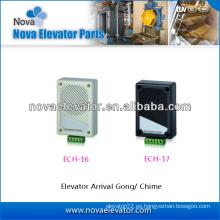 ECH-16 y ECH-17 Gong eléctrico de la llegada del elevador, piezas eléctricas del elevador
