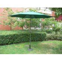 paraguas al aire libre del jardín