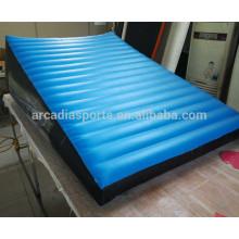Rampas de ejercicio de la gimnasia inflable de la rampa del aire de la aptitud de la casa