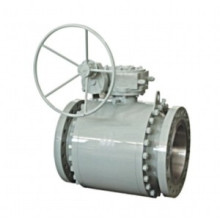Trunnion pipa Ball Valve