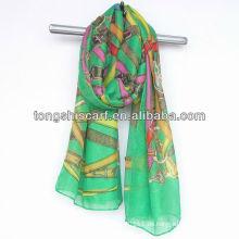 arabischer Mode Frau Schal und Schal