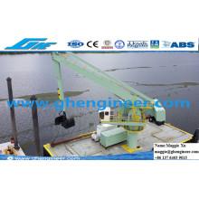Jet-Dock Quay Wharf Cement Plant Hydraulique E-Crane