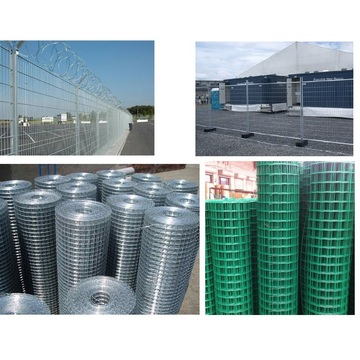 Steel Fence Wire Mesh