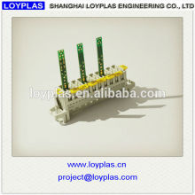 Shanghai cheap different types wire connectors made of PC