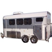 Flotteur à cheval avec cadre et châssis