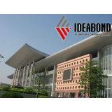 Ideabond Plus PVDF Aluminium Composite Panel (AF-408 Siver)