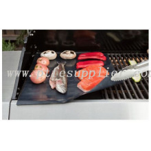 Best-Selling for Non Stick BBQ Grill Mesh Mats Ptfe Heavy Duty Non-stick BBq Hotplate Liner supply to North Korea Exporter