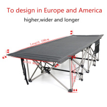 Economic and Reliable folding chair bed with certificate